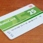 ドイツ鉄道の運賃が安くなる、BahnCardの徹底解説