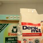 洗濯洗剤の種類と選び方