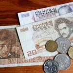古い通貨のマルクやシリング ユーロへの交換は今さら?