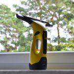 窓用の掃除機 Fenstersauger 使用レポート